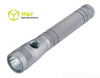 aa battery aluminum flashlight led cree torch light
