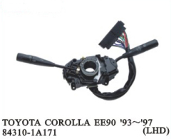 Combination Switch for Toyota
