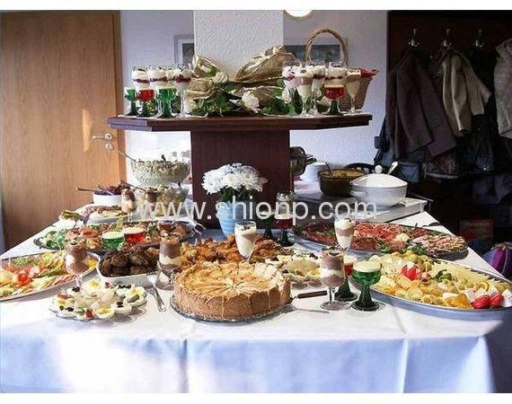 Buffet Dinner Party Ideas