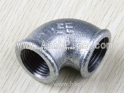 Malleable Iron Pipe Fitting, elbow