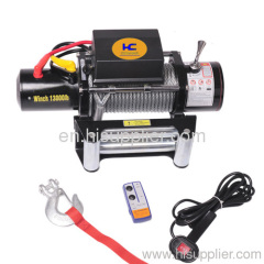 13000LB Electric Truck Winch