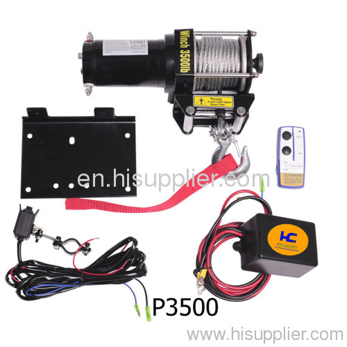 3500LB Electric Winches for ATV