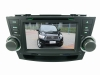 TOYOTA Highlander DVD player GPS with Radio USB SD RDS Canbus Ipod TV Bluetooth HD TFT LCD Touchscreen