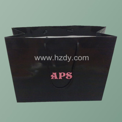 157 gsm coated paper bag-Glossy lamination