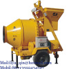 JZC350 electric hydraulic portable concrete mixer