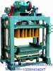 Standard and concrete hollow block making machine -QTJ4-40