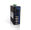 8-port 10/100M Unmanaged Industrial Ethernet Switch
