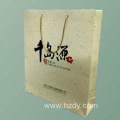 High quality paper bag from China