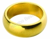 Magnet Rings gold plating