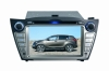 7inch in-dash special Car DVD video for HYUNDAI ix35 (New Tucsun)