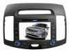 In-dash 7inch 2din HD TFT LCD touchscreen for HYUNDAI Elantra Car DVD Player GPS navigation