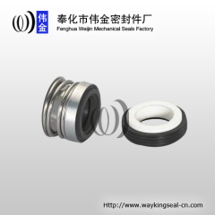elastomer bellow mechanical face seal for pumps