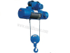 Wire rope electric hoist
