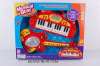 plastic toys musical keyboard