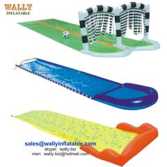slip and slide, slip and slide water slide, water slip and slide, double water slide, water slide for kids