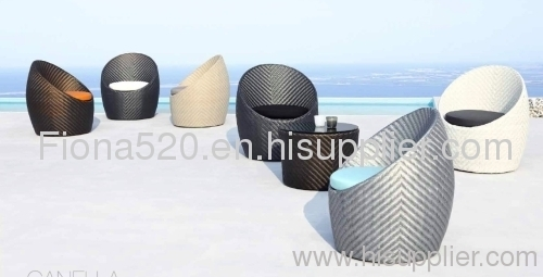 hotsale New Weaving durable PE Rattan Furniture - Garden Leisure Set