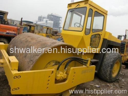 used Bomag bw213d road roller on sale