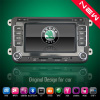 Skoda Fabia Car DVD Player GPS Navigation with USB TV DVB-T canbus TV VCD MP3 HD TFT LCD Panel