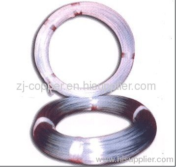 Nickel plated high carbon steel wire