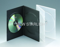 7mm Double DVD Case