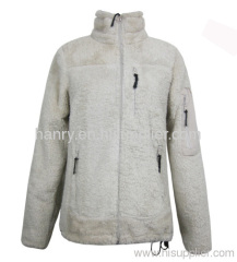 polyster sweater Polar Fleece Sweater fleece jacket