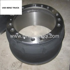 Brake drum 3464230601 for BENZ