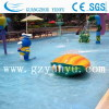 water park equipment---shell spray