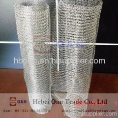 Stiainless Steel Wire Mesh/ woven wire mesh/ knitted wire mesh/ sintered wire mesh