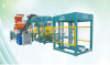 NYQT6-15 automatic cement brick machine