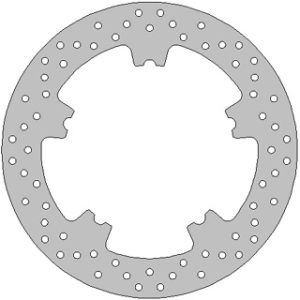 High quality and competitive price of brake disc