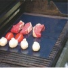 Hot Product Non-stick BBQ liner - used as grill sheet / hotplate liner