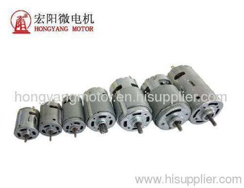 Micro DC Motor For Electric Tool