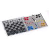 ALUMINIUM GAME SET 3 IN 1 GAME(BACKGAMMON, CHESS,CHECKERS)