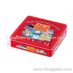11 IN 1 GAME SET IN TIN BOX