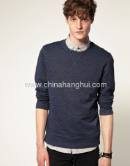 Mens Fashion Crew Neck Sweat Shirts