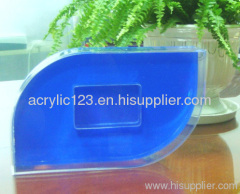 acrylic tobacco display stand