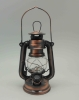 12 led 4*AA hurricane lamp