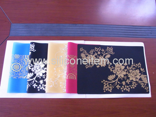 Non-slip Silicone Table Mat