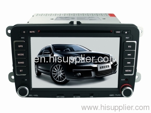 7inch special Car DVD GPS Navigation for VW Magotan Radio USB Bluetooth TV MP3 DVB-T Canbus HD TFT LCD Monitor
