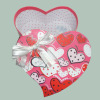 Heart shape paper box