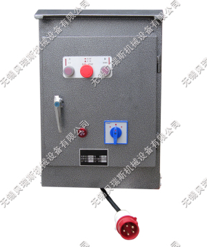 Electrical control box