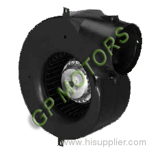 AC Centrifugal Blower with extra rotor motor GRFA2C120/062