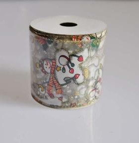Ribbon, satin ribbon, grosgrain ribbon Printed ribbon, christmas ribbon, ribbon bow
