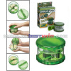 Non Touch Easy Twist Garlic Pro Dicer and Peeler Set