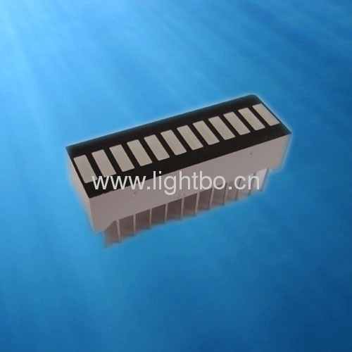 30.4X10.1mm 12 Segment LED Light Bar Gradh Array