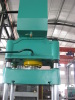 hot hydraulic press machine