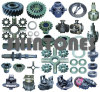 Differential Spider Kit Crown Wheel and Pinion Gear for Truck Isuzu Hino Nissan UD Mitsubishi Fuso Mercedes Benz Volvo