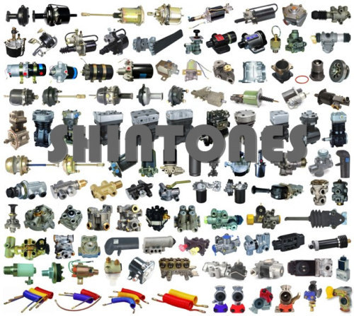 Air Brake Parts for Truck Trailer Tractor Isuzu Hino Nissan UD Mitsubishi Fuso Canter Mercedes Benz Volvo Scania Daf