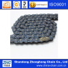 45Mn Hot Sale Four Sides Riveting Saichao 428/428H Motorcycle Chain