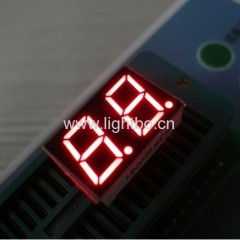 0.39 inches Dual-digit 7 Segment LED Display